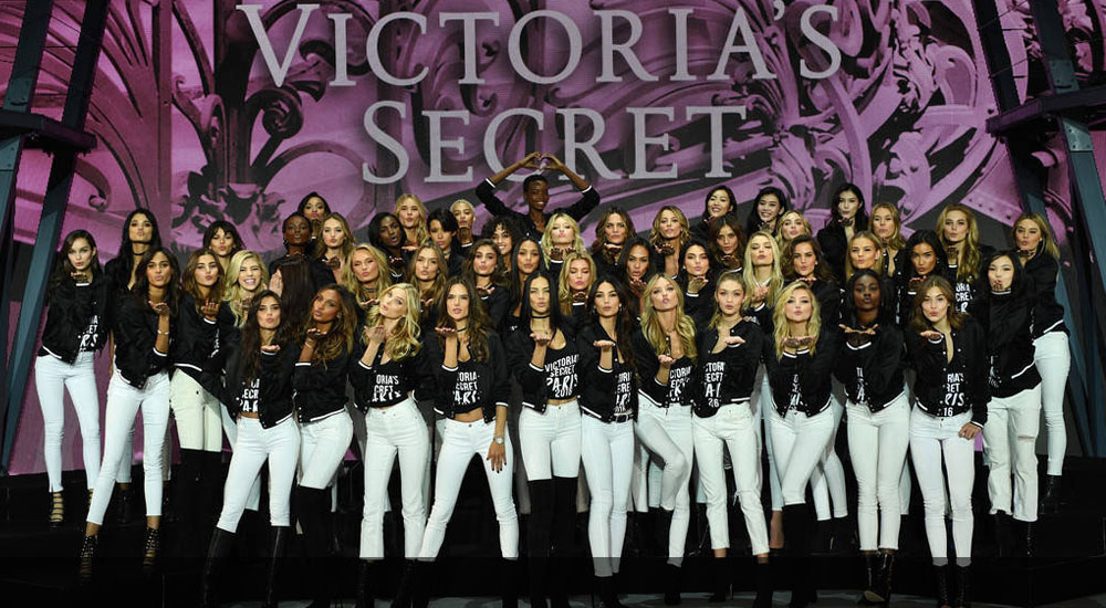2016维多利亚的秘密时装秀