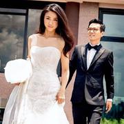明星婚纱盘点:高级婚纱哪家强?结婚就穿Vera Wang