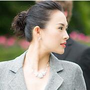 明星珠宝个人秀之章子怡:珠宝Sense国际范儿