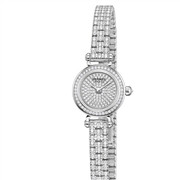 法国奢侈品牌爱马仕Faubourg Joaillerie钻石腕表