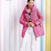 曼言冬装新品来袭 不一样的着装一样的精彩