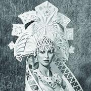 这些出自艺术家的剪纸服装作品真是美得惊人!