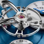 MB&F 全新platinum 腕表向古典怀表致敬