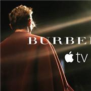 Burberry抱苹果TV大腿 推app直播时装秀