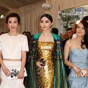 从时装T台到梳妆台,中国元素才是最IN流行风尚
