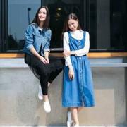 EUROLOOK春季装嫩必备--玩转时尚背带裙