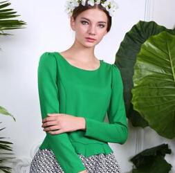 SHANBANLI珊版丽女装:拼接你的时尚生活