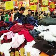 温州抽检服装质量半数不合格 两家商场出问题