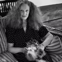 Grace Coddington将离任美版《Vogue》创意总监