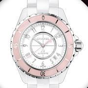 90秒知道:腕表也卖萌 J12变身美艳马卡龙