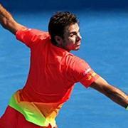 高饱和度!一场时装发布会正在澳网赛场举行