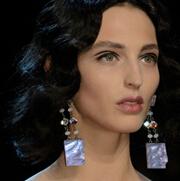 阿玛尼高定2016春夏高定妆容,做个优雅的贵妇
