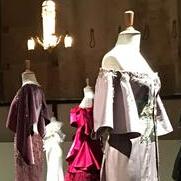 设计师品牌兰玉高级定制服装艺术展亮相巴黎