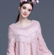 珊版丽SHANBANLI女装春夏新品:少女心澎湃