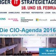 2016年德国CIO汉堡高峰论坛-传统行业转型与创新