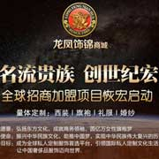 凤色服饰集团总裁颜海辉先生谈创新思维商业布局