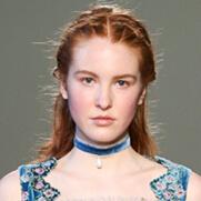 Luisa Beccaria 2016秋冬系列米兰时装秀