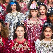 杜嘉班纳 (Dolce&Gabbana) 2016秋冬米兰时装秀