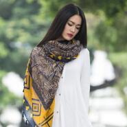 原创棉麻布衣女装曦然:演绎自然风情