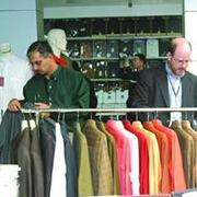 温州服装做的是文化产业的事儿 客户做成圈子