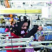 新疆纺织服装出口大幅增加 同期增长76.3%