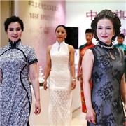 傳承民族服飾 中華旗袍會文化體驗基地揭牌