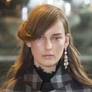 2016秋冬巴黎时装周:Isabel Marant 秀场的机车风