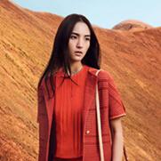 「上下」女装品牌发布2016春夏系列艺术大片