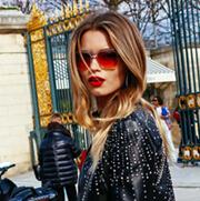 带你看2016秋冬巴黎时装周的靓丽街头
