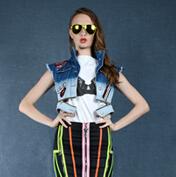 蒂斯弗邀您参与运动时尚派对  狂欢深圳时装周