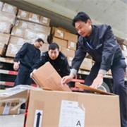 上海销毁近4吨不合格进口服装 焚烧发电再利用