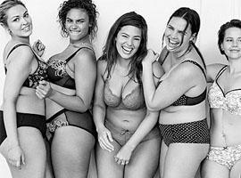 Lane Bryant:针对肥胖女性的内衣广告因为有伤风化遭到电视台禁播