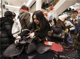 电商是中国和美国之后全球第三大奢侈品市场 ?