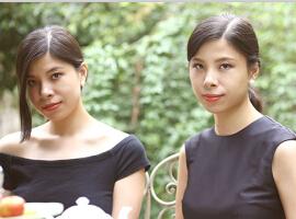 最初的梦想成就双生姐妹花的设计之路