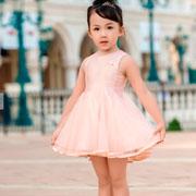 舒心的春天 就穿贵族童话童装新品欢心出游