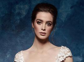 英国著名婚纱品牌Amanda Wyatt 2017系列型录