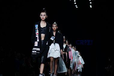 2016深圳时装周   CRZ携手独立设计师诠释最大胆的时装潮牌新生军
