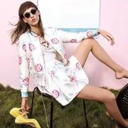 SNOWBOUND|印花魅力惑 服装上的抽象艺术,品牌文化巡礼系列