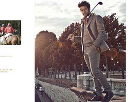 XEZO仕卓男装品牌:打造不一样的尊贵高雅