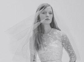 Elie Saab(艾莉·萨博)推出品牌首个婚纱系列
