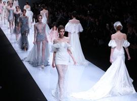 盘点2016秋冬上海时装周最美的服装秀场