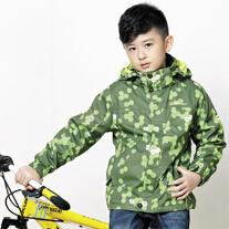 ANNAIER童装:冲锋衣 为儿童的户外出行保驾护航