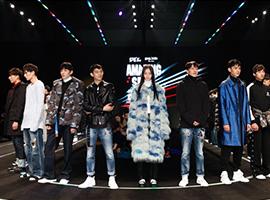 gxg.jeans 2016秋冬大秀AMAZING SPEED登场