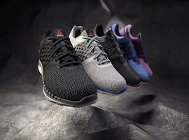 使用大数据+3D打印技术! Reebok ZPrint跑步鞋