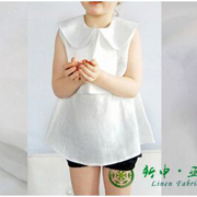 【健康六一】绿色环保新申亚麻,给孩子满满的爱!