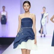 2016中国(广东)大学生时装周︱第19场:广州科技贸易职业学院