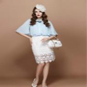 TITI女装用蕾丝掀起时尚狂潮