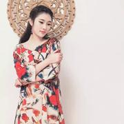 悠扬民族风情 曼茜纱女装2016年春夏新品上市