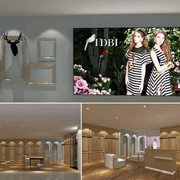 恭祝宝莱丽人IDBI驻入西安金鹰购物中心