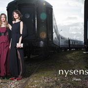 NYSENSE 2016秋冬广告大片:回忆往昔的奢华和荣光